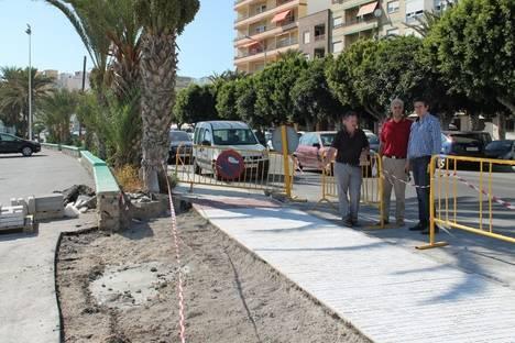 El Ayuntamiento de Adra habilitará un nuevo acceso al Real de la Feria para incrementar la seguridad de los peatones