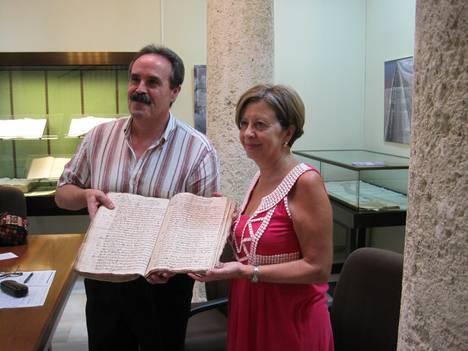El Archivo Histórico expone 'Autos de buen Gobierno' de Mojácar del siglo XVIII como 'Documento del mes'