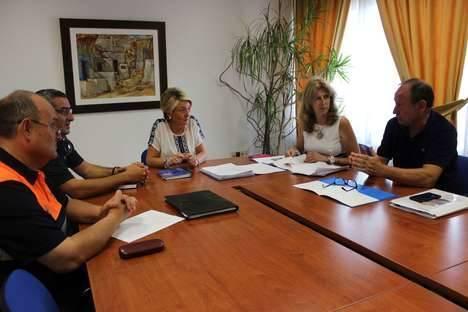 El Ayuntamiento de Roquetas pone a punto los centros escolares de cara al inicio de curso