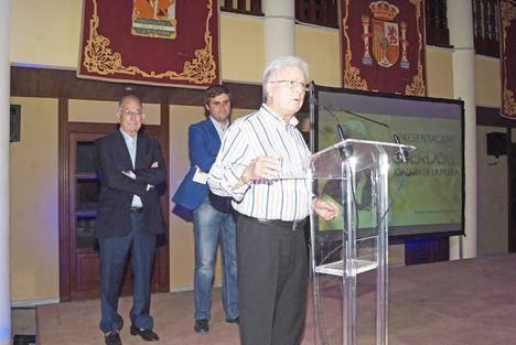 Joaquín de la Muela ofrecerá un concierto el 17 de octubre en el Teatro Auditorio de Roquetas