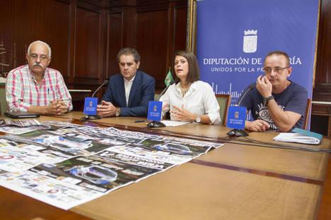 El V Rallye Crono Ciudad de Berja busca perpetuarse con el apoyo de la Diputación