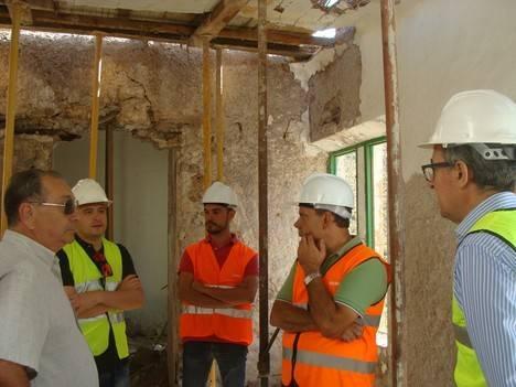 La Junta invierte 900.000 euros en la mejora del patrimonio rural de los montes públicos de la provincia de Almería