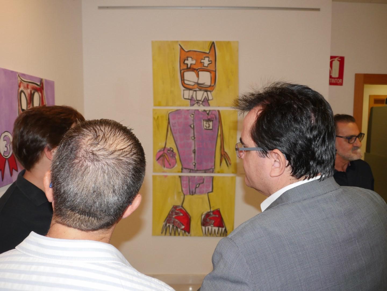 Marranadas en la Galería Alfareros