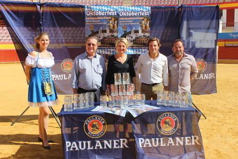 La Plaza de Toros de Roquetas será escenario del II Oktoberfest