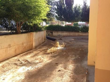 El ayuntamiento de Berja actuará en el barrio de La Unión