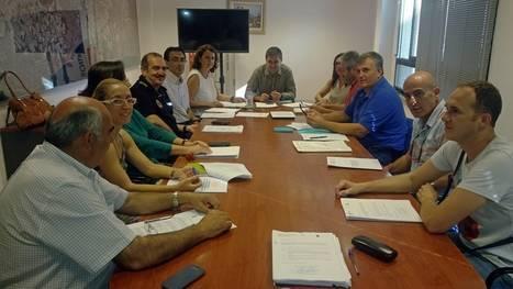 Reunión del Comité de Seguridad y Salud del Ayuntamiento de Roquetas de Mar
