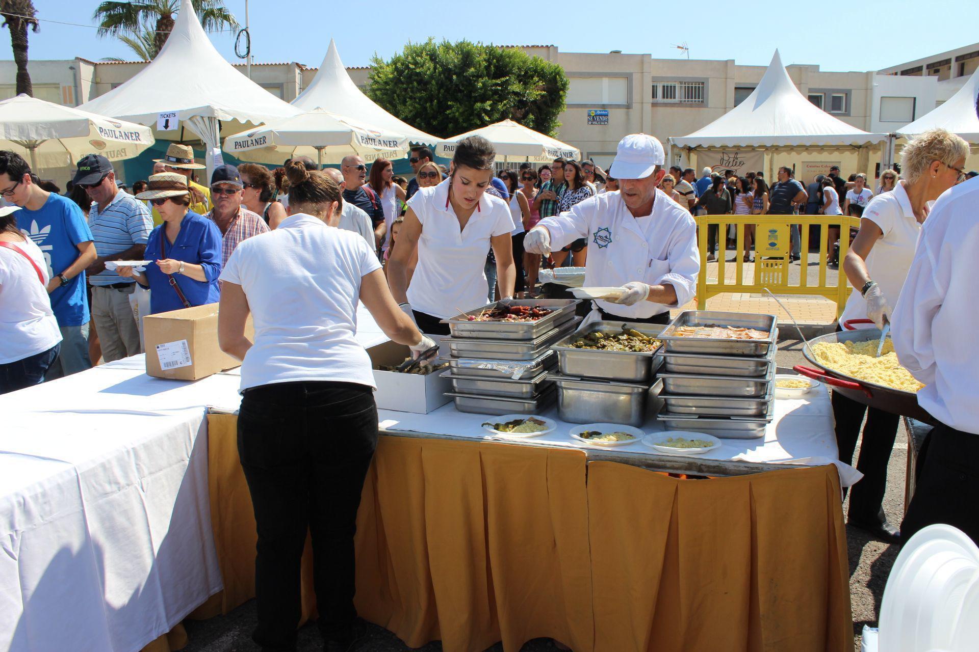 Roquetas de Mar celebra el Día Mundial del Turismo para cerrar