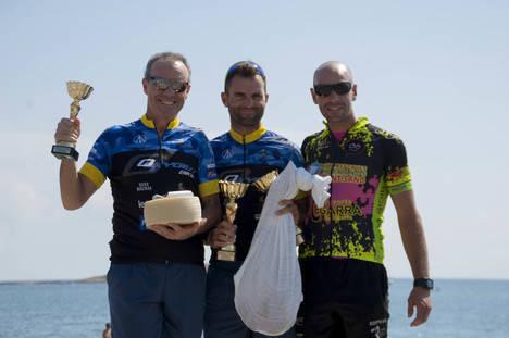 Juan Francisco Rodríguez Ventura de Oxygenbike Team ganador de la III edición de la MTB Villa de Carboneras