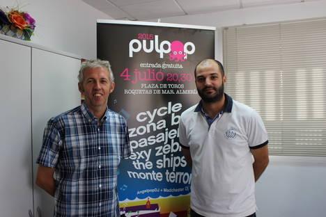 El Pulpop Festival es nominado a tres Premios Fest