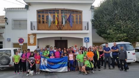 Diputación continúa con sus rutas de senderismo en Taberno