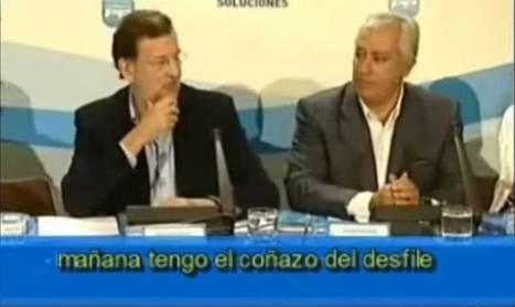 Desestiman la demanda de un legionario contra El Jueves por sacarle en una sátira sobre cuando Rajoy llamó
