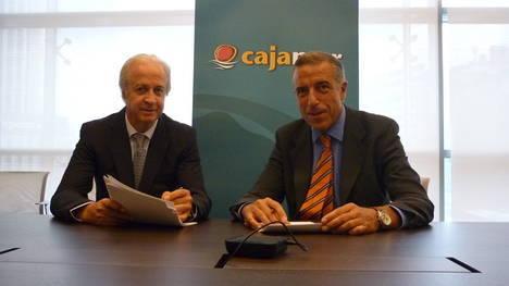 Grupo Cajamar y TREA Capital firman un acuerdo para comercializar fondos de inversión