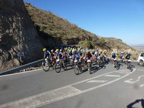 El Circuito BTT de la Diputación Provincial arranca en Turrillas