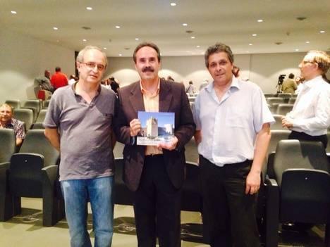 """Pako Manzano presenta su libro de fotografías """"Milenio del Reino de Almería: Patrimonio arquitectónico andalusí"""""""