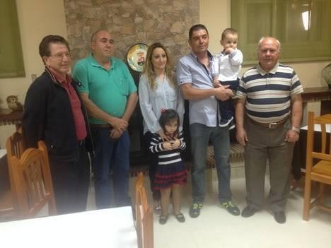 Nueva gerencia para el hotel rural 'Los Olivos' de Benizalón