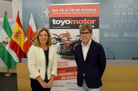Más de 700 vehículos calientan motores para la tercera edición de Toyomotor