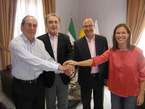 El Ayuntamiento cede a 'El Taranto' el uso de los Aljibes Árabes por un periodo de 25 años
