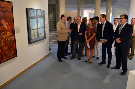 El Museo de Arte de Almería abre su segundo espacio, destinado a las obras contemporáneas