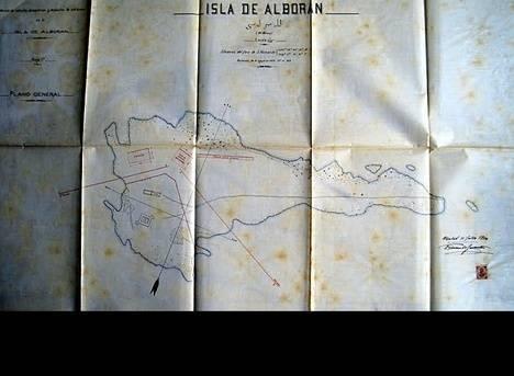 Así pensaron rentabilizar la isla de Alborán en 1910