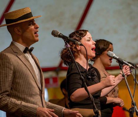 El grupo O Sister! clausura el 9º Festival Jazzbegote de Carboneras