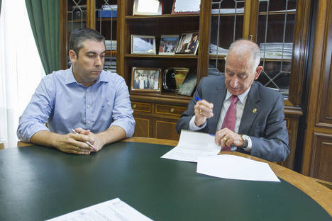 Diputación mejora la AL-6102 entre Purchena y Somontín con una inversión de 150.000 euros