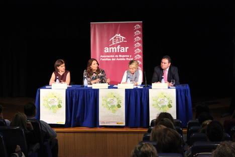 AMFAR celebra el Día Internacional de la Mujer Rural en Roquetas de Mar