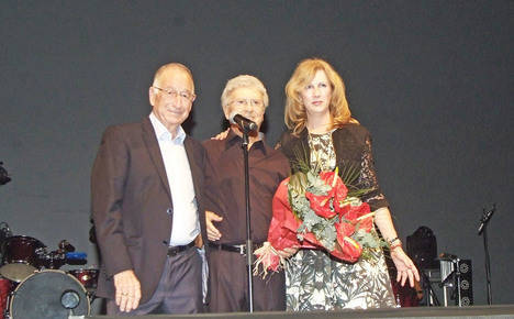 Joaquín de la Muela regresa a los escenarios con un concierto de dos horas en Roquetas de Mar