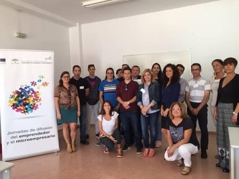 Dalías, Carboneras, Lubrín y Alhama de Almería en unas jornadas de Andalucía Emprende para impulsar el emprendimiento local