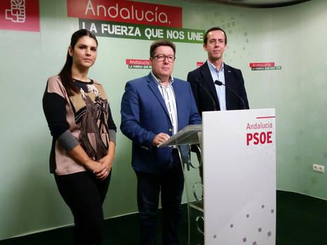 El PSOE afirma que los Presupuestos del Estado consignan la menor inversión de la historia en Almería