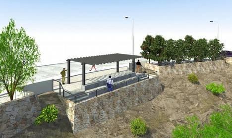 Roquetas contará con Mirador en el barrio de Las Colinas