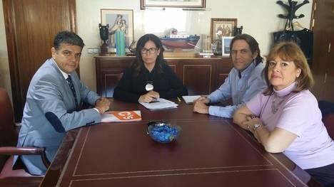 C´s Almería apuesta por una integración total del proyecto Puerto-Ciudad