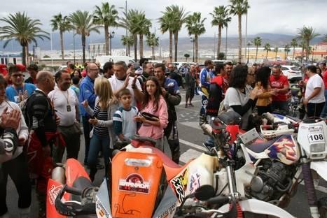 La Ruta Desert Adventure Costa de Almería 2015 finalizó en Roquetas de Mar