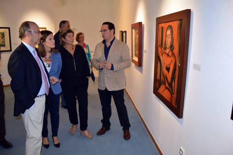 El Museo de Arte de Almería inaugura su sala temporal con la exposición 'La Colección André y Man Collot'