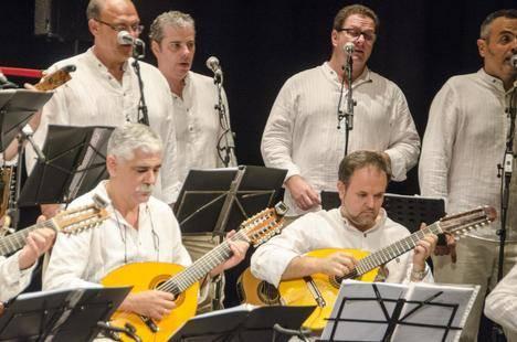 Las armonías vocales de Almenara vuelven a conquistar el Teatro Apolo