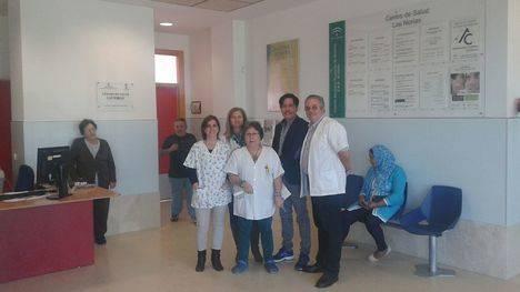 El centro de salud de Las Norias, entre los 10 finalistas de los premios 'Best In Class'