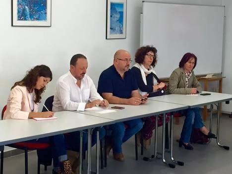 """IU-Unidad Popular se compromete a """"defender las mejoras de las infraestructuras ferroviarias de Almería"""""""