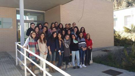 La Junta fomenta la actitud emprendedora entre alumnos de Formación Profesional del IES Alyanub de Vera