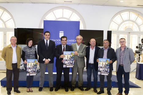 La XXVI Ruta de Automóviles Antiguos recorrerá cinco municipios del 20 al 23 de noviembre