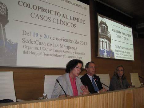 Cerca de 200 cirujanos de diferentes puntos de España se dan cita en las XIX Jornadas Quirúrgicas de Almería