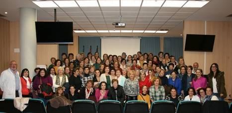 II Encuentro de Grupos Socioeducativos del Área Sanitaria Norte del Almería