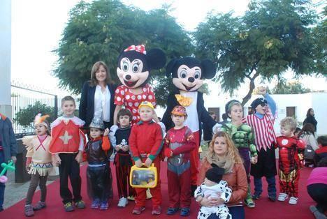 Níjar celebra el Día del Niño con multitud de actividades y una gran participación