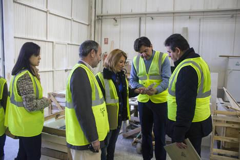 El PSOE propone regular las indicaciones geográficas protegidas para que puedan aplicarse al Mármol de Macael