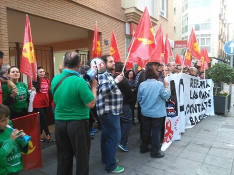 """Roberto Álvarez (UP-IU): """"hay que blindar el derecho al empleo, la vivienda y los servicios públicos"""""""