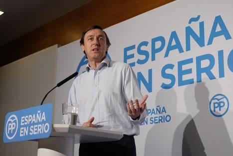 """Rafael Hernando: """"Ciudadanos es enemigo de todo lo que beneficia a Almería"""""""