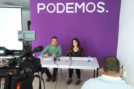 Podemos programa más de 40 actos con Teresa Rodríguez, Carolina Bescansa, Julio Rodríguez y Sergio Pascual