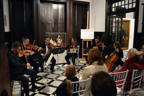 La OCAL y la OJAL ponen música al Museo de Arte Doña Pakyta