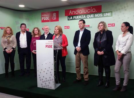 El PSOE anuncia su plan para los ayuntamientos: participación ciudadana, transparencia y mayor financiación