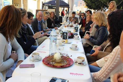 El PP de Roquetas inicia en Aguadulce una campaña que le llevará a todos los núcleos