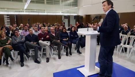 El PP rescata en Almería el Plan Hidrológico