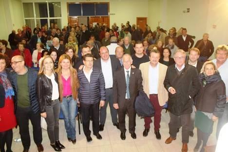 Matarí detalla en Pulpí las mejoras para Almería traídas por Rajoy